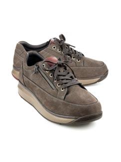 Joya-Sneaker Schrittdämpfer Braun Detail 1