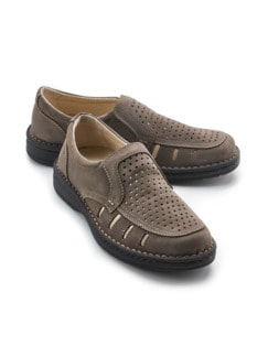 Klima-Slipper Naturform