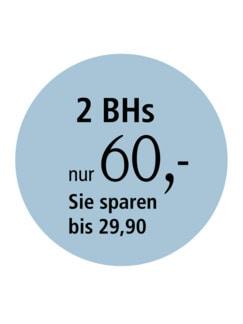 Soft-Spacer Nahtlos-BH Weiß Detail 4