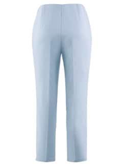 7/8-Schlupfbundhose Perfekt-in-Form Hellblau Detail 4