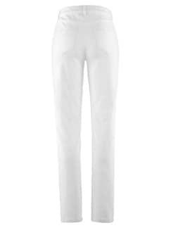 Macht-mich-schlank-Jeans Weiß Detail 4
