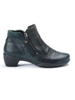 Hallux-Stretch-Boots Grün Detail 2