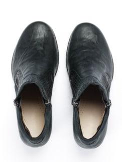 Hallux-Stretch-Boots Grün Detail 4