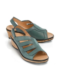 Hallux-Sandalette Passt immer Jeans Detail 1