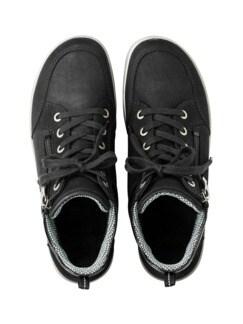 GORE-TEX-Sneaker Schwarz Detail 3