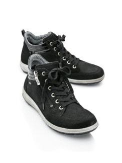 GORE-TEX-Sneaker Schwarz Detail 1