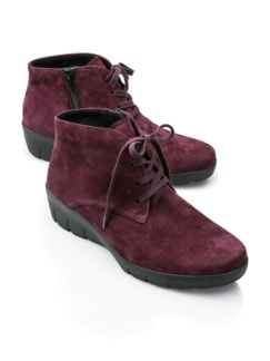 Soft-Schnür-Boots Select Cassis Detail 1