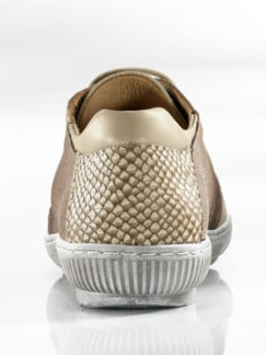 Hallux-Sneaker Happy Feet Sand Detail 3