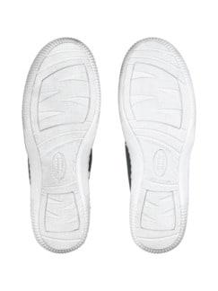 Hallux-Sneaker Happy Feet Marine Detail 4