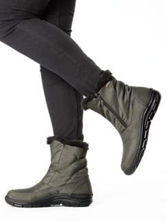 Aquastop-Boots Thermo Khaki Detail 3