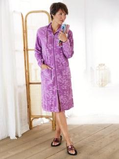 Pantolette Soft-Komfort Bordeaux Detail 3
