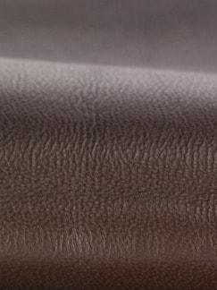 Ziegenleder-Stiefelette Softness Braun Detail 4