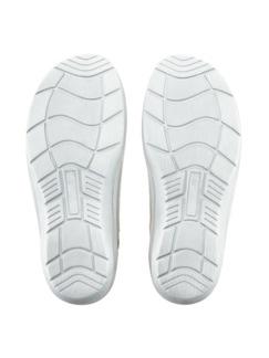 Waldläufer-Sandale Extraweit Silber Detail 4