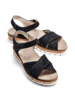 Sandale Polstertraum