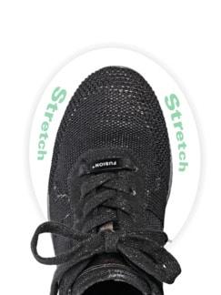 Hallux-Sneaker Fusion 4 All Day Schwarz Detail 3