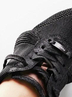 Hallux-Sneaker Fusion 4 All Day Schwarz Detail 4