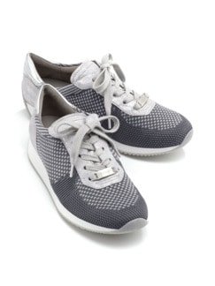 Hallux-Sneaker Fusion 4 All Day Grau Detail 1