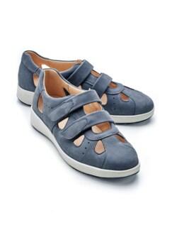 Ganter-Prophylaxe-Sandalenschuh Jeans Detail 1