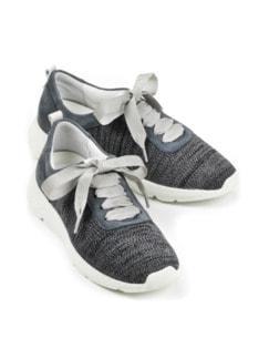Hallux-Sneaker Dynamic Jeansblau Detail 1