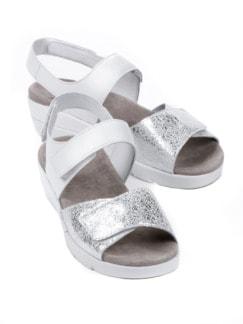 Klett-Sandale Extraweit