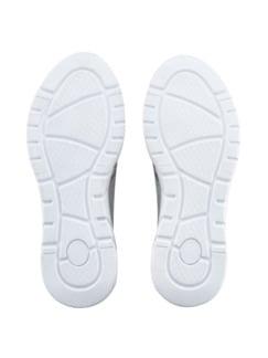 Bequem-Sneaker Safe-Grip Grau Detail 4