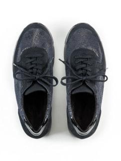 Hallux-Sneaker Extraweit Marine Detail 4