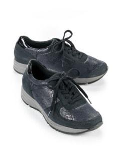 Hallux-Sneaker Extraweit Marine Detail 1
