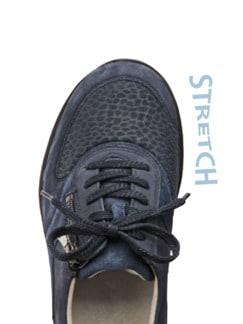 Hallux-Sneaker Weitenkomfort Marine Detail 3