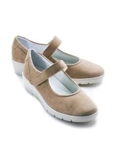 Hallux-Ballerina Supersoft Beige Detail 1