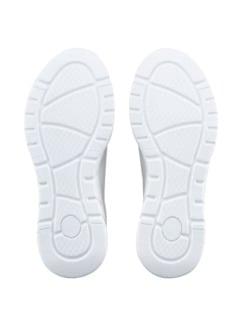Hallux-Sneaker Supersoft Weiß Detail 4