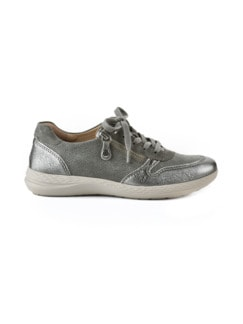 Hallux-Sneaker Superbequem Grau Detail 2