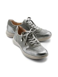 Hallux-Sneaker Bequemweite Grau Detail 1