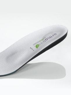 Hallux-Sneaker Schmeichelweite Weiß Detail 3