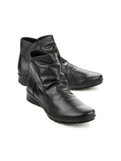 Ultrasoft-Klett-Boots Schwarz Detail 1