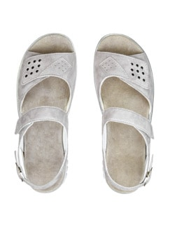 Hallux-Sandale Premium Grau Detail 3