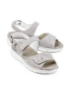Hallux-Sandale Premium Grau Detail 1