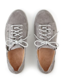 Ganter-Prophylaxe-Sneaker Grau Detail 4
