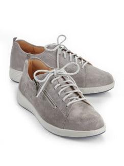 Ganter-Prophylaxe-Sneaker Grau Detail 1