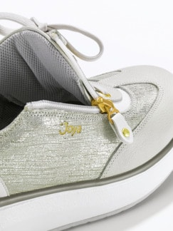 Joya-Sneaker Sensitiv Beige/Gold Detail 3