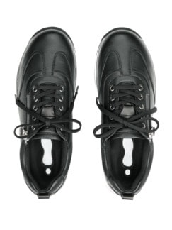 Joya-Sneaker Sensitiv Schwarz Detail 4