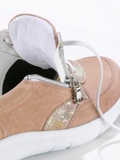 Hallux-Leicht-Sneaker Rose Detail 4