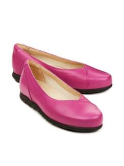 Hallux-Ballerina Zehenkomfort Pink Detail 1