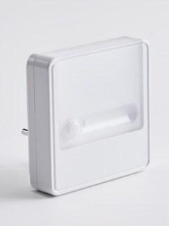 LED-Nachtlicht mit Sensor Weiß Detail 2