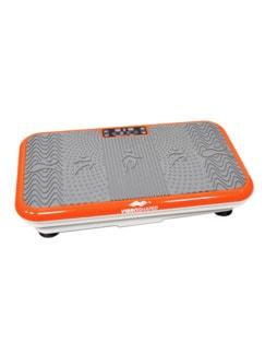 Vibrationstrainer Vibroshaper Orange/Grau Detail 1