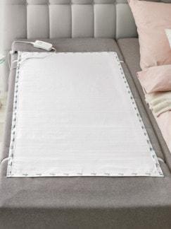 Sicherheits-Wärmeunterbett Komfort Weiß Detail 1