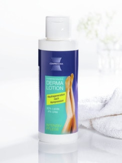 Derma-Lotion Weiß Detail 1