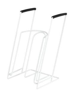 Strumpfanziehhilfe Weiß Detail 1