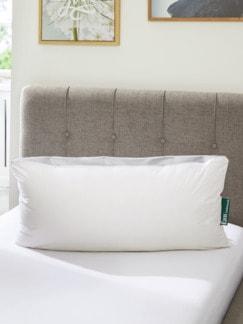 Flexi-Komfort-Kissen Weiß Detail 1