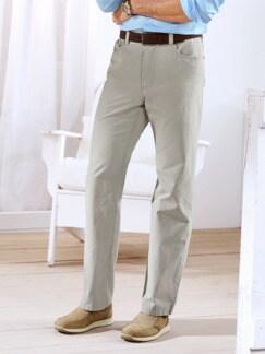 Baumwoll-Komfortbundhose Leicht