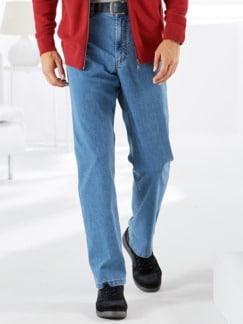 Coolmax-Jeans Mittelblau Detail 1